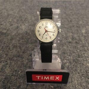 Black & White Timex Watch!